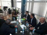 El Gobierno regional se reafirma en su compromiso con la recuperación del Castillo de Mula