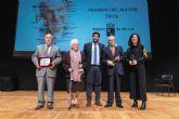 Los Premios del Mayor de la Región reconocen la labor de la pinatarense Pilar de la Osa