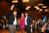 López Miras: 'Sofía Manrubia es la candidata que necesita La Unión para liderar el proyecto en 2019'