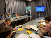 Tercera reunión transnacional de walk-a-story