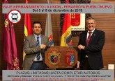 Visita a Peñarroya- Pueblonuevo en el primer año del Aniversario del Hermanamiento entre las dos ciudades