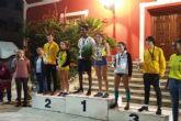 Buena actuación del Club Atletismo Mazarrón en el campeonato regional de milla en ruta