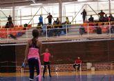 El torneo interescuelas 2019/20 de bádminton arranca con Las Torres de Cotillas como sede norte