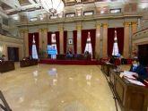 El Pleno aprueba por unanimidad las ordenanzas fiscales que permitirán que los hosteleros no paguen nada por instalar sus terrazas en el primer semestre de 2021