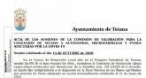 El ayuntamiento hace p�blicos los primeros listados sobre la resoluci�n de ayudas a aut�nomos, microempresas y pymes afectadas por la COVID-19