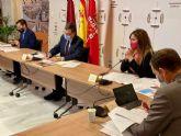 El Ayuntamiento coordina con las pedanías las medidas urgentes ante el confinamiento perimetral en los 900 km2 del municipio