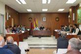 El pleno de Archena aprueba por unanimidad la propuesta de los regantes del Heredamiento de Acequia de Molina