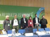 Murcia participa en la sesión técnica del Congreso Nacional de Medio Ambiente