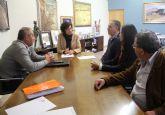 El Ayuntamiento y la Entidad Urbanística de Conservación del Polígono Industrial firman un convenio de colaboración para el mantenimiento del parque empresarial