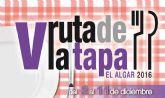 El Algar ofrece sus mejores recetas en la V Ruta de la Tapa