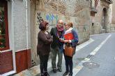 Distintas actuaciones mejorarán la accesibilidad y seguridad de la calle San Bartolomé