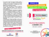 Los vecinos de Torre-Pacheco trabajarán en la elaboración del reglamento de participación ciudadana
