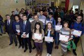 Entregadas las becas Pablo Artal para estudiantes con talento en Ciencias