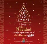 La programación de Navidad 2017-2018 de Molina de Segura comienza el viernes 1 de diciembre con el tradicional reparto de flores de pascua