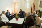 Cartagena Avanza se presenta a la alcaldesa