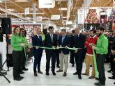 Leroy Merlin inaugura la tienda Murcia Sur, que da empleo a 135 personas