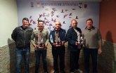 El palomo 'Andrew' de Baltasar Murcia se ha proclamado campeón del concurso 'fiestas de Santa Eulalia' 2017