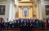 La Policía Local de Fuente Álamo celebra a su patrón