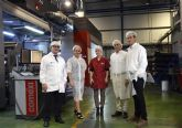 Plásticos del Segura incorpora el gas natural en sus procesos industriales