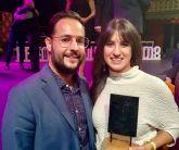 La cartagenera Lorena Rosique García recibe el Premio Juventud de la Región de Murcia por su proyecto ´Vivens Hortis´