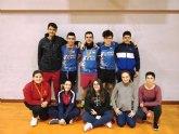 Jugadores del Club de Bádminton Aledo-Totana participaron en la la prueba Ttr sub13, sub17 y absoluto en Espinardo