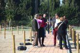 San Pedro del Pinatar estrena los nuevos Huertos Urbanos