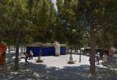 La plaza de Juan XXIII contará con tres áreas de juegos infantiles: aire, agua y tierra