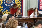 Pleno del Ayuntamiento apoya al sector náutico y pide facilitar el voto a los residentes europeos