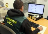 La Guardia Civil detiene en Murcia a un experimentado delincuente dedicado a cometer estafas inmobiliarias