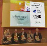 Cajamar participa en Estrasburgo en el Día Europeo de las Empresas de Economía Social