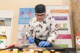 La ADLE clausura su curso de sushi del programa Activa