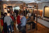 El museo 'Antonio Paredes' homanejea a los mineros de Mazarrón y recrea la vida en torno a su actividad