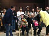 Antonio Robert, de 95 años y María Teresa González de 91, elegidos Abuelo y Abuela Mayores del Baile