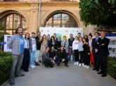 La UCAM proyecta el patrimonio de la Región de Murcia a través de artistas internacionales
