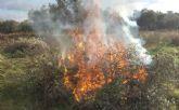 Se recuerdan las recomendaciones y prohibición que existe para la práctica de quemas de residuos agrícolas
