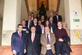 Visita de universidades británicas al Observatorio Internacional de la Tarjeta Universitaria Inteligente de la UMU