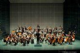 La Joven Orquesta Sinfonica de Cartagena culmino con maestria su primer concierto de Navidad
