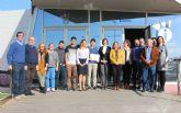 Un programa de la Comunidad emplea a parados de San Pedro del Pinatar en albañilería