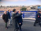 Ballesta solicita la agilización de las obras de los Arcos Norte y Noroeste