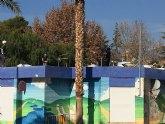 Acometen obras en los colegios de Totana coincidiendo con las fiestas navideñas