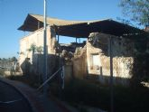 La Junta Municipal de La Arboleja advierte sobre graves daños en el Molino del Amor