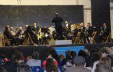 San Pedro del Pinatar disfrutó del tradicional concierto de Navidad de la 'Unión Musical'
