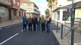 Fomento acondiciona 13 carreteras que mejoran las comunicaciones de 66.000 habitantes de pedanías de Murcia