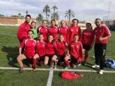 Continua el XII Trofeo de Navidad de Futbol Base