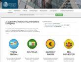 El Portal de Transparencia incorpora informacion economica, presupuestaria y estadistica del Ayuntamiento