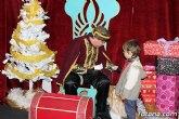 El Cartero Real enviado por Sus Majestades los Reyes Magos de Oriente recoge las misivas y deseos de los niños y niñas