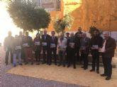 Una guía recoge más de una veintena de rutas por la comarca de la huerta de Murcia