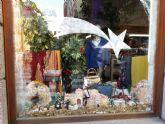 Coloma Floristas, primer premio del Concurso de Escaparates 'Navidad en Jumilla'