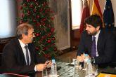 López Miras defiende la libertad de elección de centros educativos como un derecho de todos los españoles recogido en la Constitución