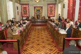 El ultimo pleno municipal del año se cierra con la mayoria de las mociones aprobadas